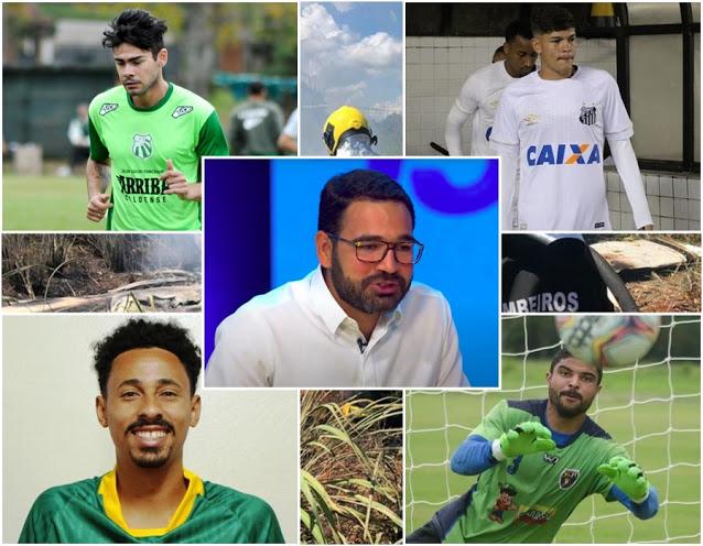 Conheça as vítimas do acidente com avião que caiu e matou o presidente e jogadores do Palmas
