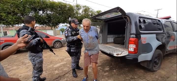 Fazendeiro mata a esposa a facadas, pauladas e pedradas no interior do Maranhão