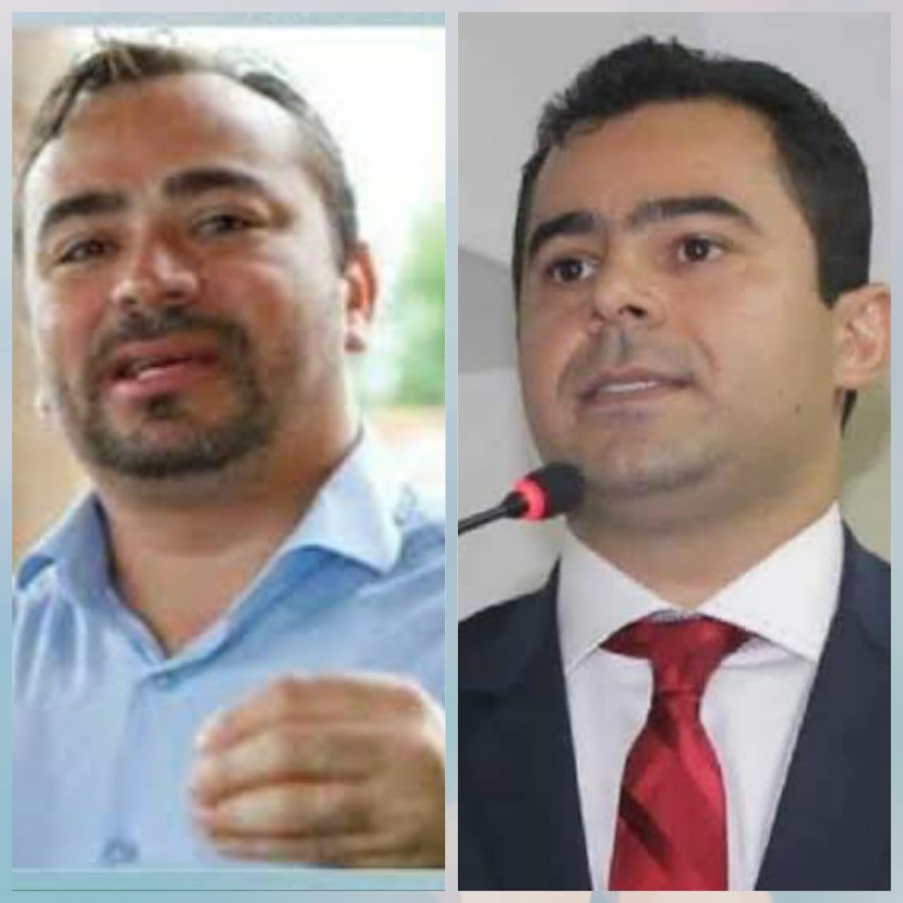 Quem o grupo Cobra apoiará para deputado: Dr. Rhiccarddo ou Eric Costa?